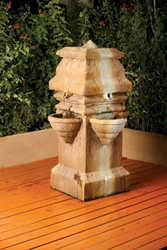 Tagai Outdoor Fountain