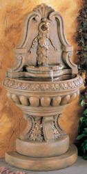 Henri Studio Cast Stone Grande Murabella Fountain