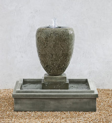 Longwood Arabesque Fountain by Campania International