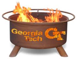 Georgia Tech Fire Pit