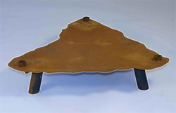 Fire Pit Display Stand - 6 inch
