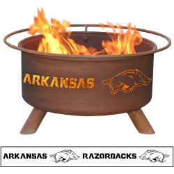 University of Arkansas Fire Pit