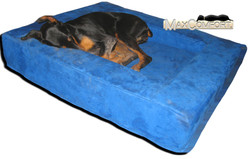 Comfort Nest Bolster Dog Bed by Max Comfort