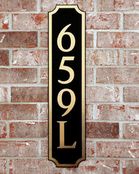 Address Plaque-Model 659