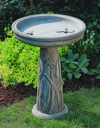 Dragonfly Birdbath by Campania International