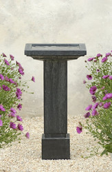 Campania International Hadley Birdbath