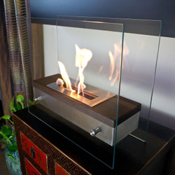 Wonderful Nu Flame Forest Ardore Tabletop Ethanol Fireplace