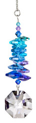 Crystal Moonlight Cascade Rainbow Maker- Octagon