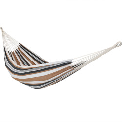 Sunnydaze Brazilian Double Hammock - 2-Person Portable for Camping, Indoor or Outdoor Use