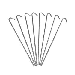 Sunnydaze Canopy, Tent and Tarp Stake Set