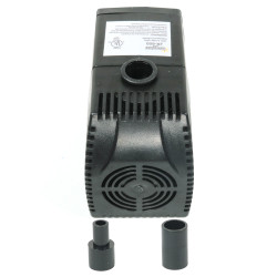 Sunnydaze Submersible Electric Water Fountain Pump with Filter, 120 Volts, Size Options Available