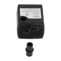 Sunnydaze 40 GPH Submersible Electric Pump for Hydroponics, Aquaponics, Fountains, and Aquariums, 120 Volts
