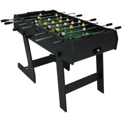 Sunnydaze 48-Inch Folding Foosball Game Table