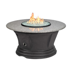 San Simeon Series Fire Pit Table by American Fire Products