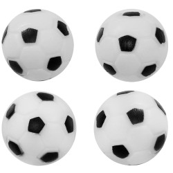 Sunnydaze 31mm Replacement Foosball Table Balls, Standard Size
