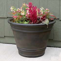 Franklin Indoor/Outdoor Planter, Single