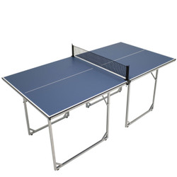 Compact Folding Table Tennis Table