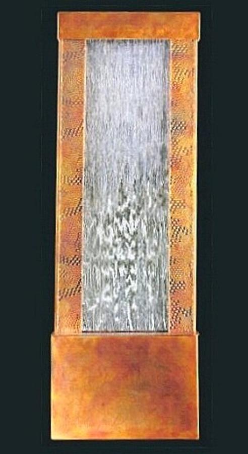 Shi Sheh Wall Fountain - Copper