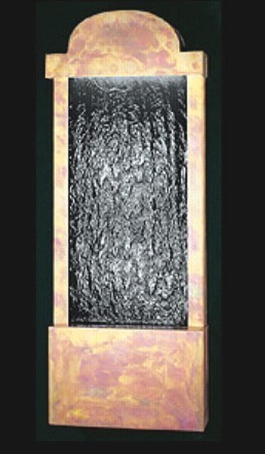 Stream Wall Fountain - Copper