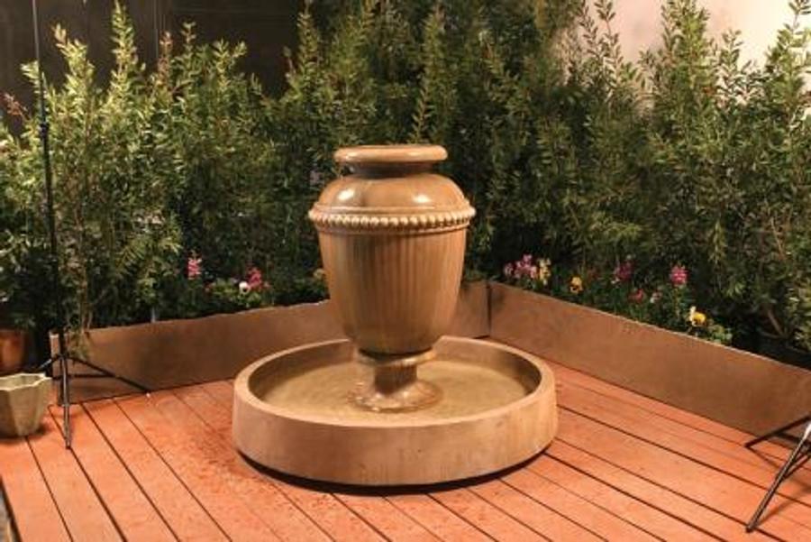 Venetian Garden Fountain