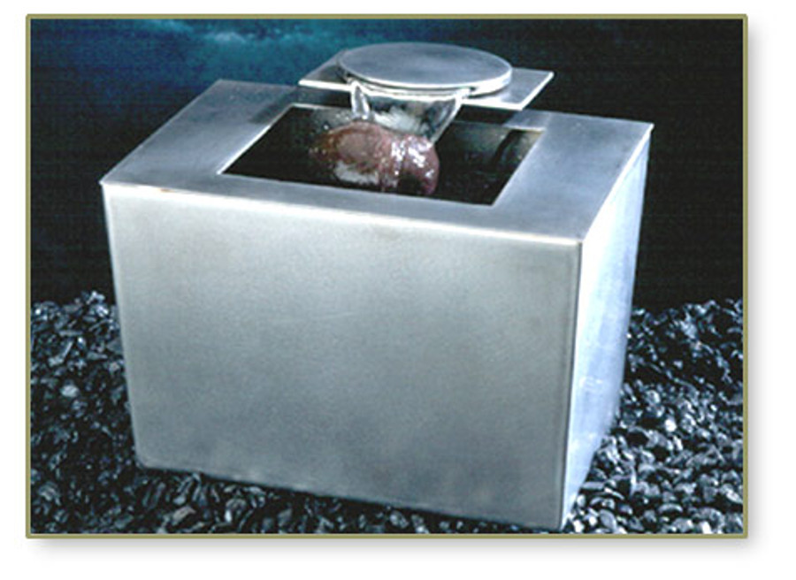 Saa-Deh Rectangle Tabletop Fountain #1003