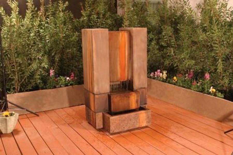 Guillotine Outdoor Fountain