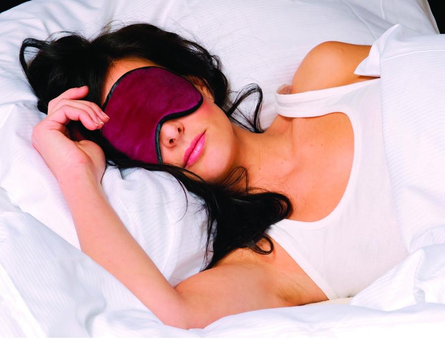 Sweet Dreams Sleep Mask