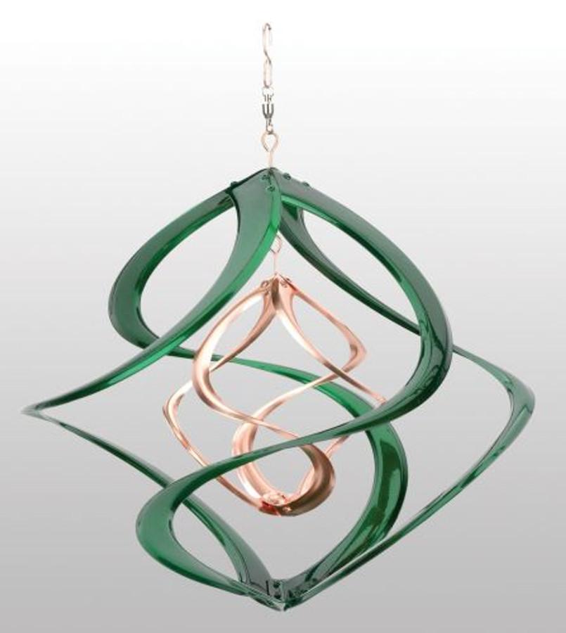 Green Wind Spinner