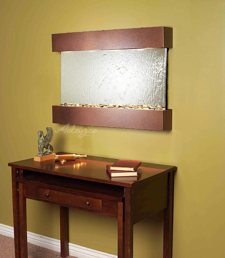 Copper Vein & Silver Mirror