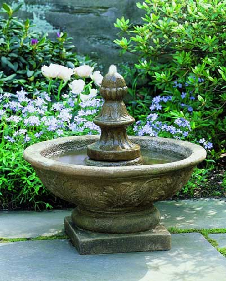 Bordine Finial Fountain by Campania International