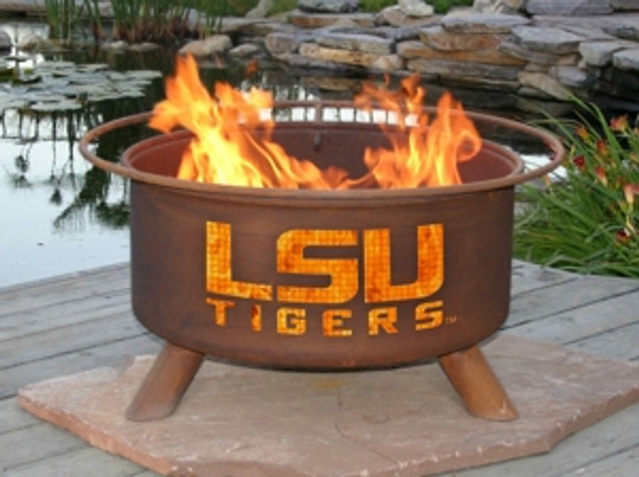 LSU Fire Pit