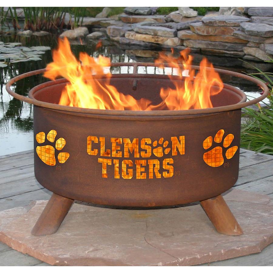 Clemson Fire Pit