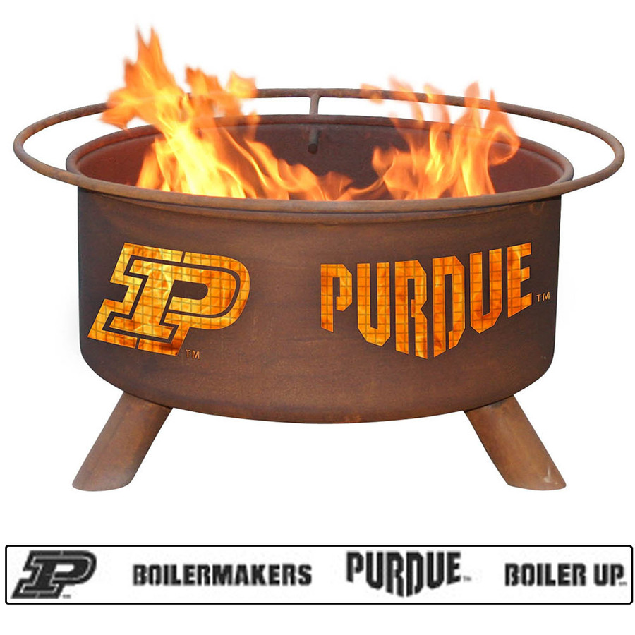 Purdue Fire Pit