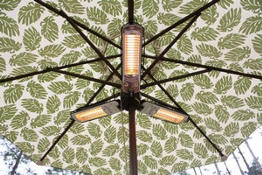 Umbrella Halogen Patio Heater