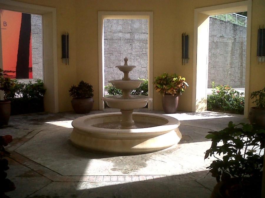Newport Garden Fountain by Campania International