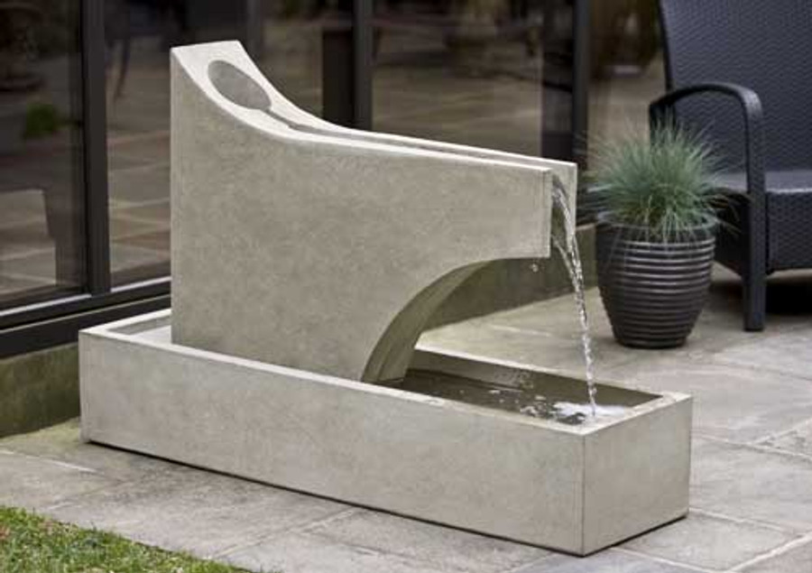 Campania International Precipice Outdoor Fountain (4 pc)