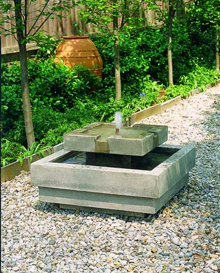 Escala Garden Fountain by Campania International