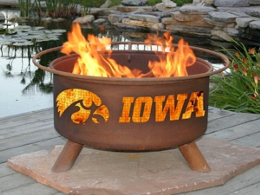 University of Iowa Fire Pit