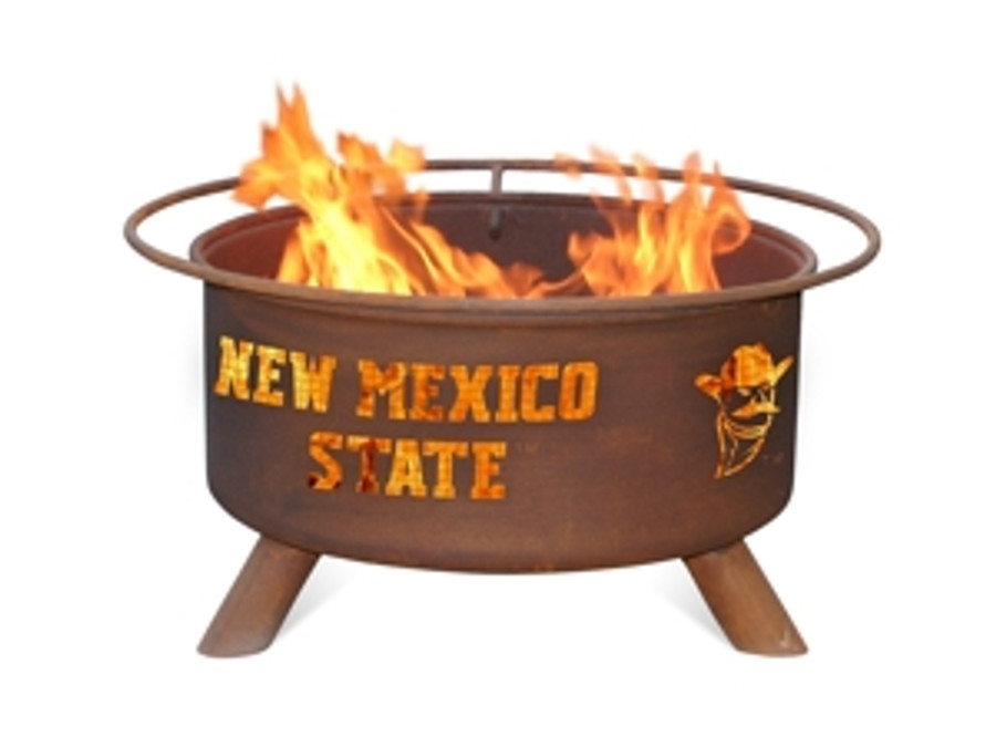 New Mexico State University Fire Pit