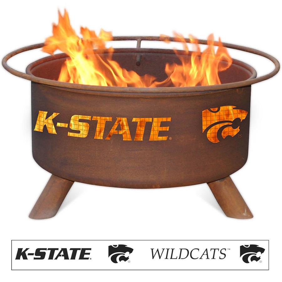 Kansas State Fire Pit