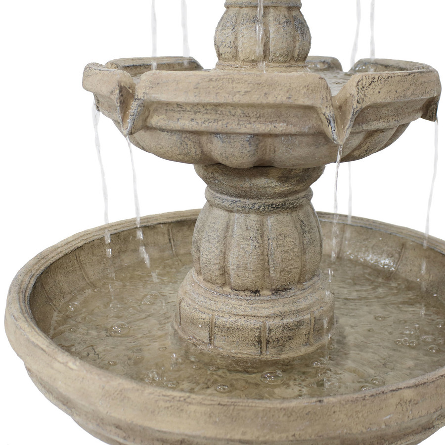 Closeup of Fountain