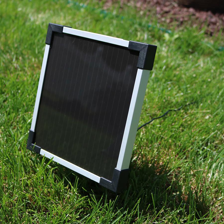 Solar on Demand Panel