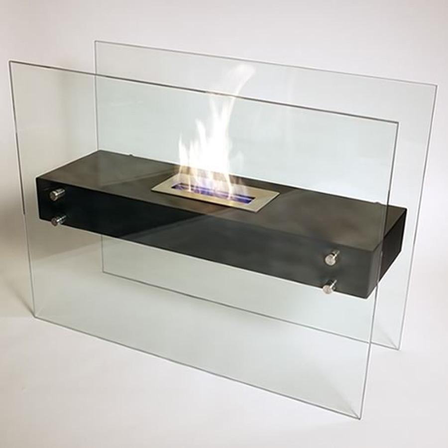 Nu-Flame Freestanding La Strada Ethanol Fireplace