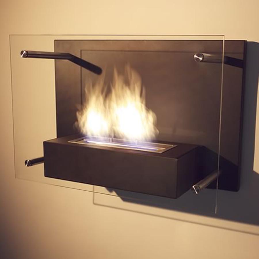 Nu-Flame Radia Wall Mounted Ethanol Fireplace
