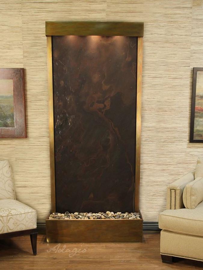 Rustic Copper & Rajah Featherstone