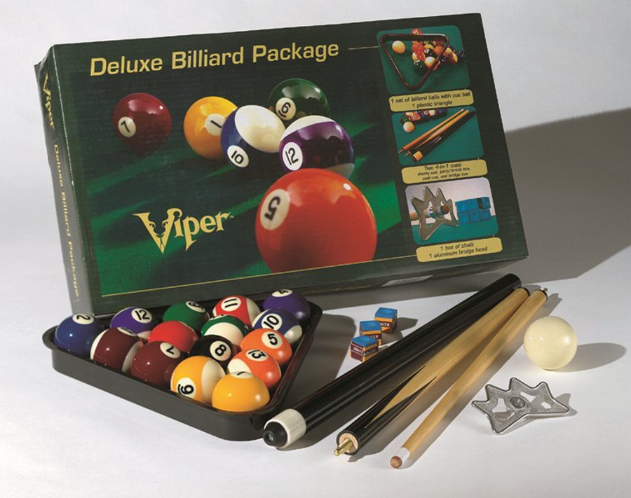 Viper Deluxe Pool Table Accessory Kit