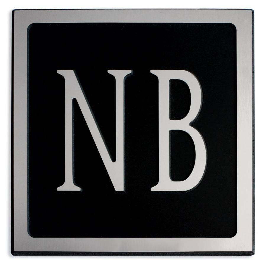 Nickel on Black