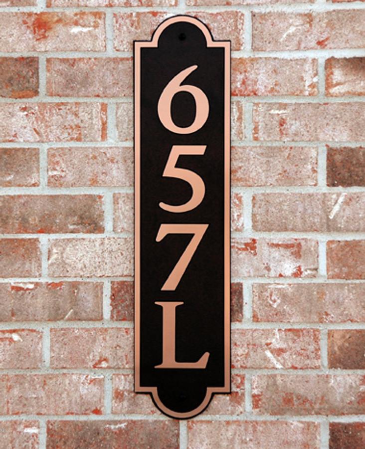 Address Plaque-Model 657