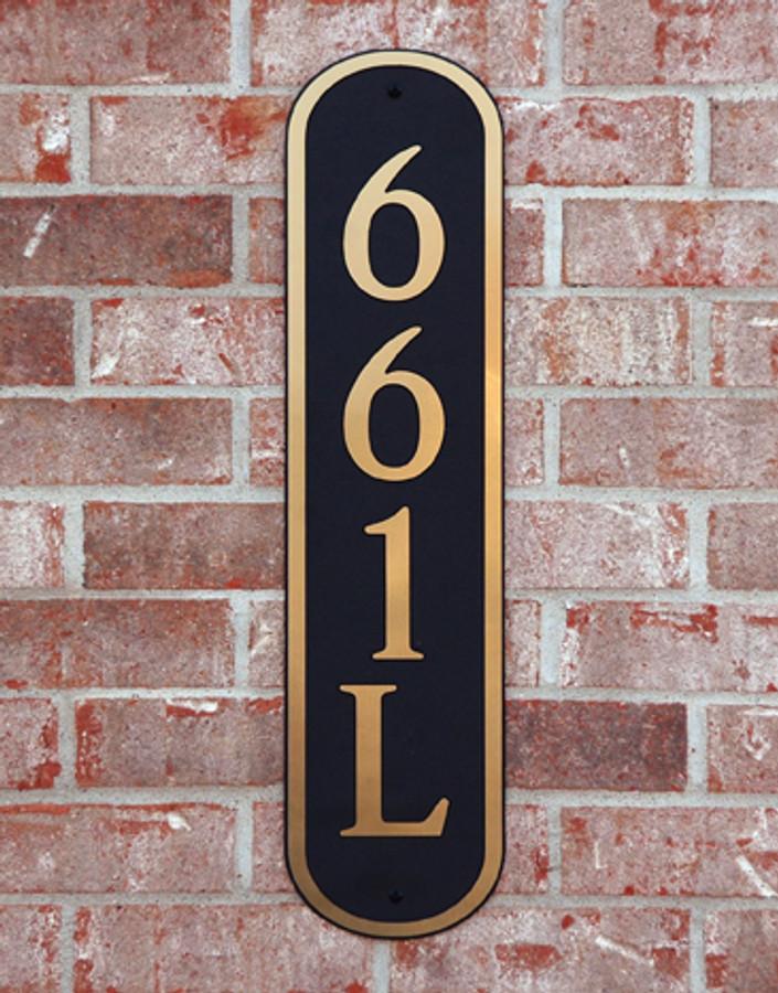 Address Plaque-Model 661