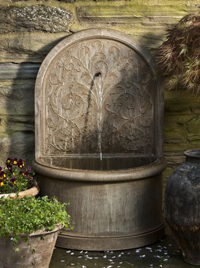 Corsini Wall Fountain by Campania International